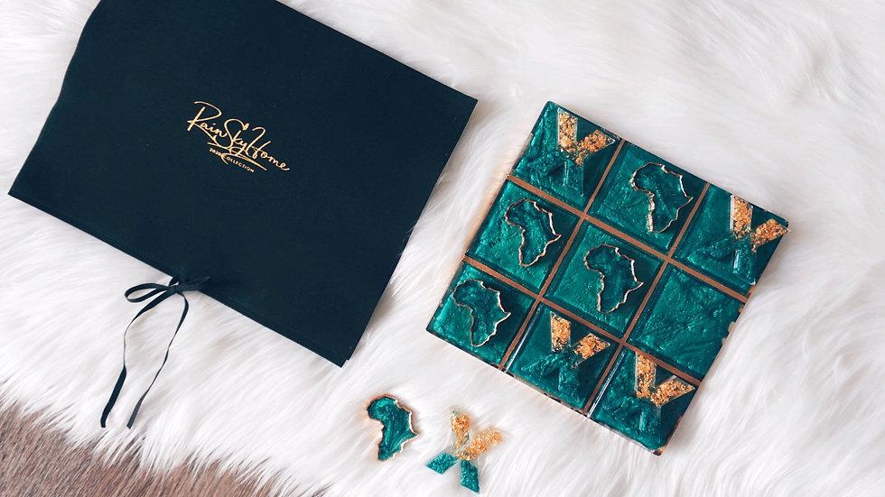 Emerald Africa Set