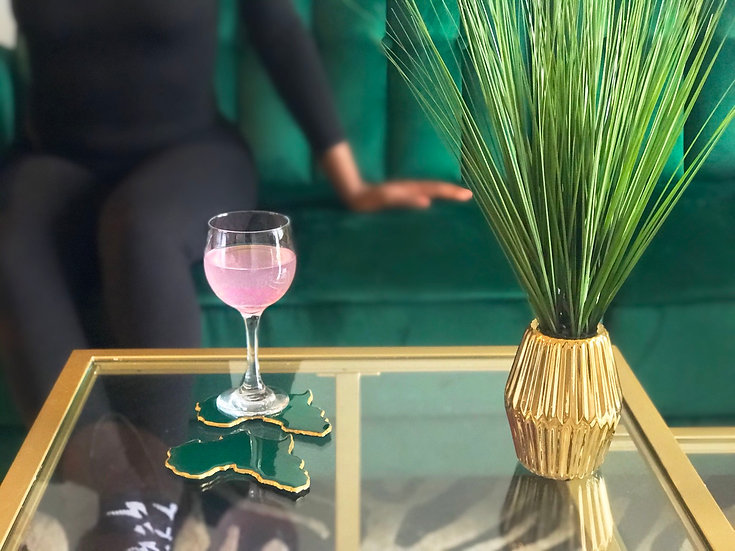 Special Edition: Emerald Africa Coasters