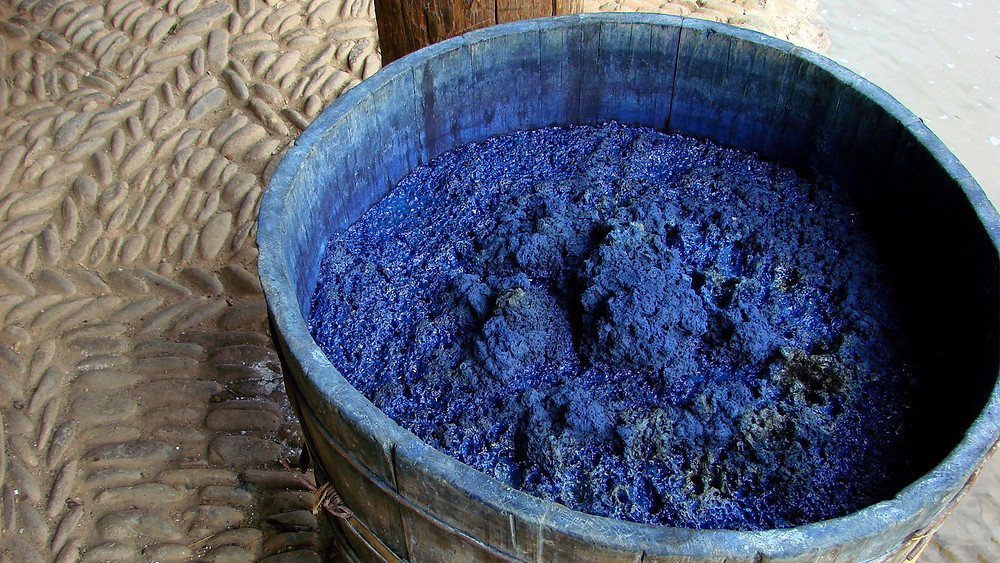 Indigo Plant Powder Kofar Mata Nigeria