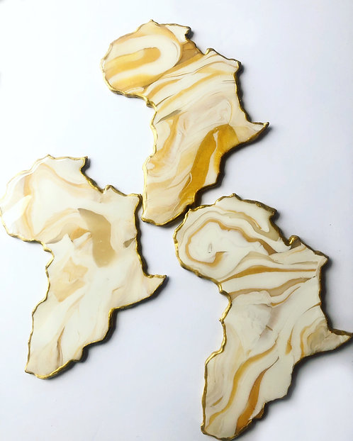 Special Edition: Gold Coast Africa Coasters