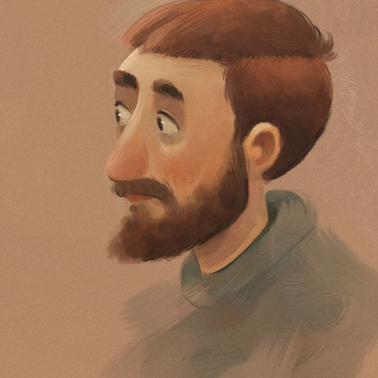 Quick Doodle | Digital Portrait Painting