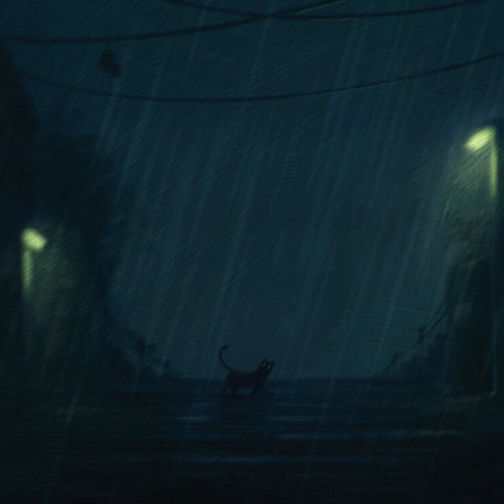 The Evidence (Detail) | Narrative Digital Painting