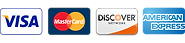 Accepted Credit Card Payment Methods of Alhyari Art