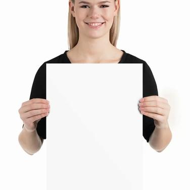 Premium Luster Photo Paper Poster - 12x16 inches - 30x40 centimeters