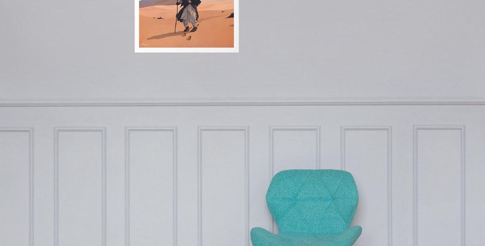 Trace (Premium Luster Photo Paper Poster)