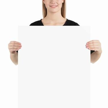 Premium Luster Photo Paper Poster - 18x24 inches - 45x60 centimeters