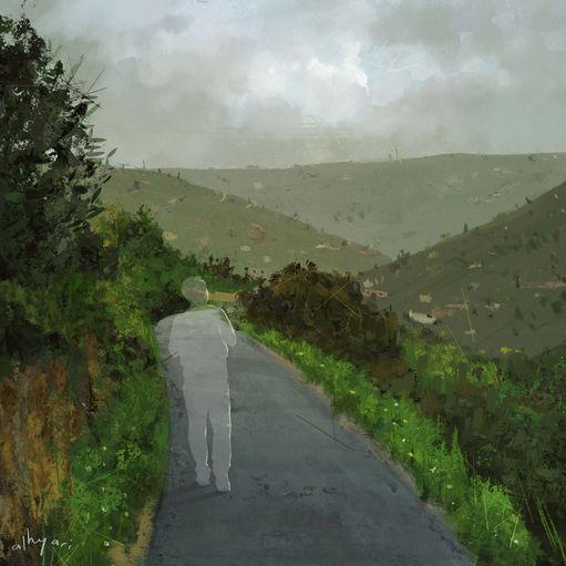 Journey | Narrative Digital Painting