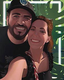 dubai-couple-custom-digital-portrait-pai