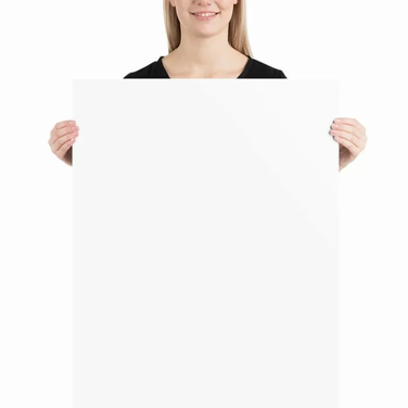 Premium Luster Photo Paper Poster - 24x36 inches - 60x90 centimeters