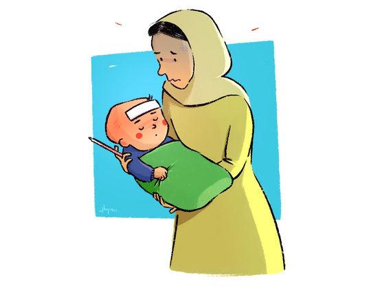 Newborn Emergencies | Editorial Cartoon