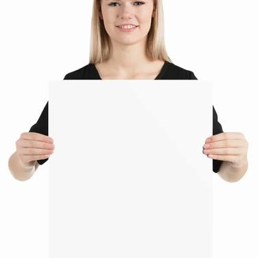 Premium Luster Photo Paper Poster - 16x20 inches - 40x50 centimeters
