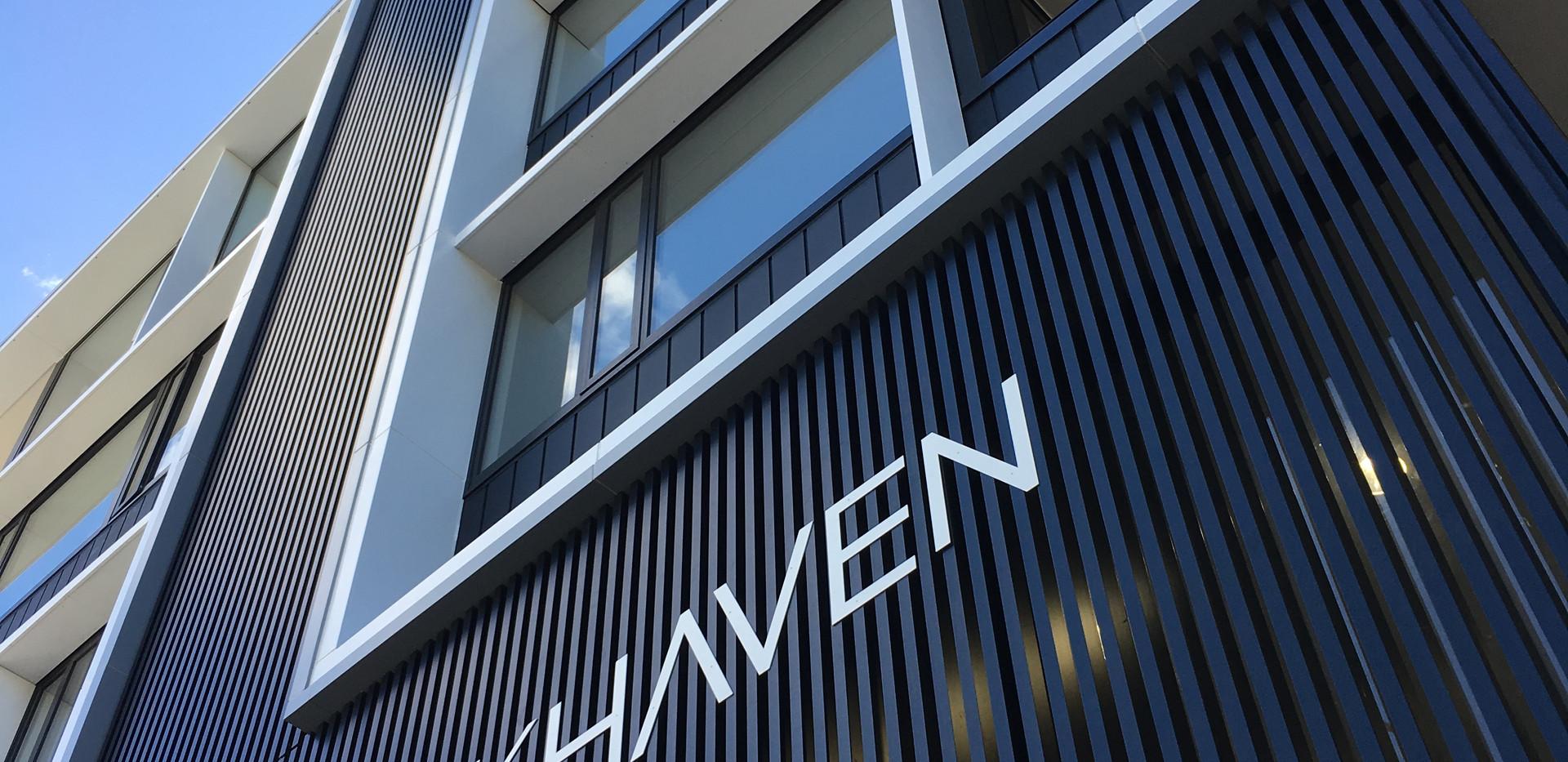 Park Haven 1 Watertight Construction