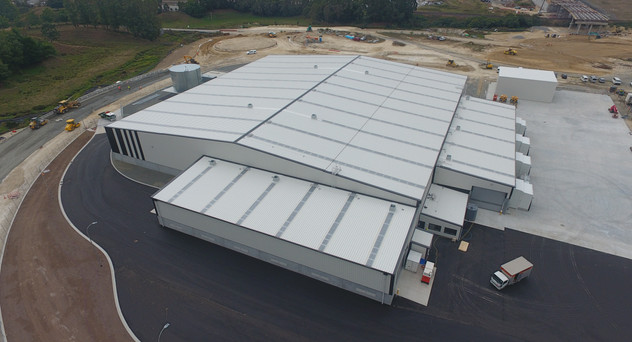 Open Country Dairy 3 Colour Steel Dp955 Profile
