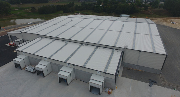 Open Country Dairy 2 Colour Steel Dp955 Profile