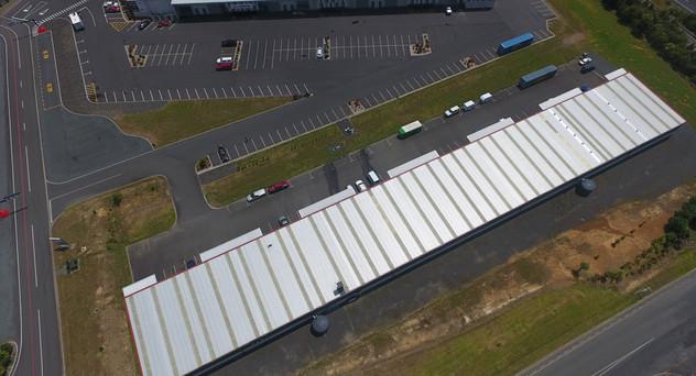 Hampton Downs 3 Watertight Construction Kingspan warm roof KS1000