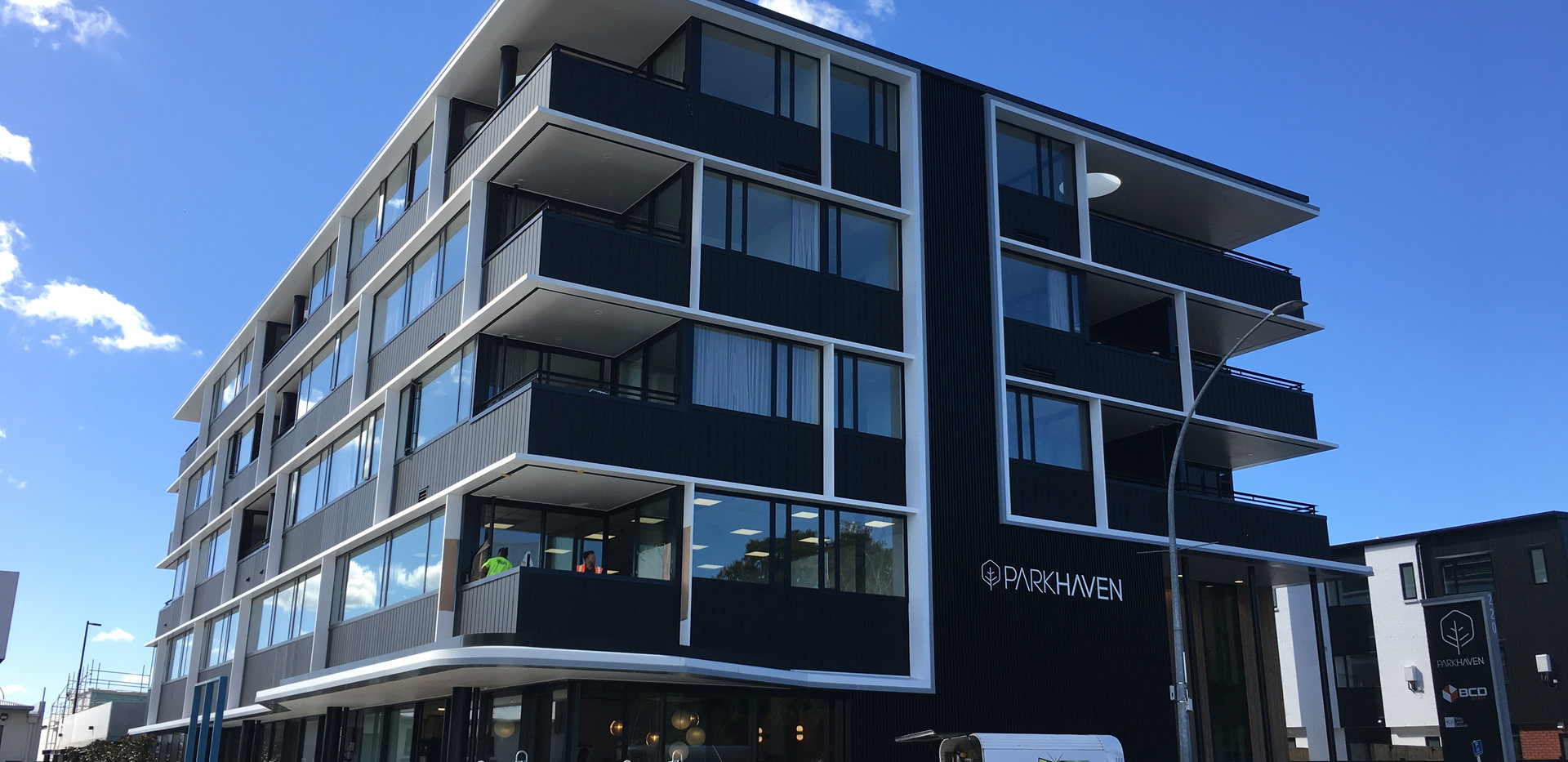Park Haven 4 Watertight Construction