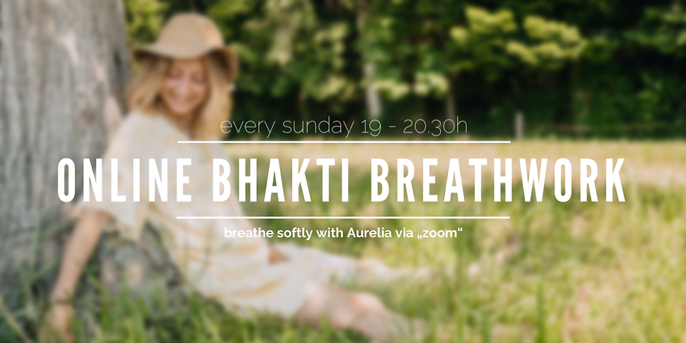 Online Bhakti Breathwork