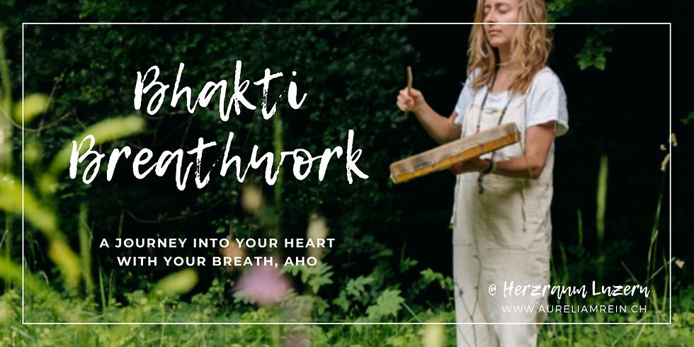 Bhakti Breathwork live Music, Luzern