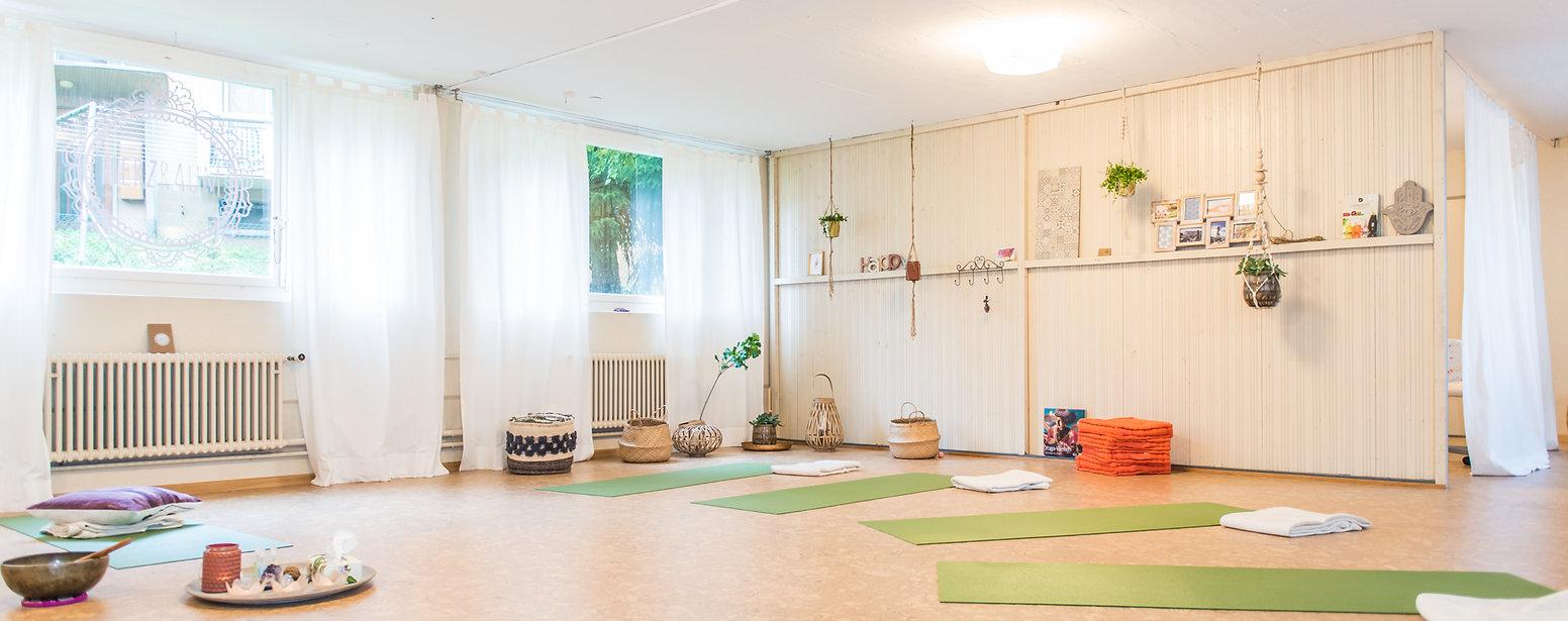 Yoga im Herzraum Luzern