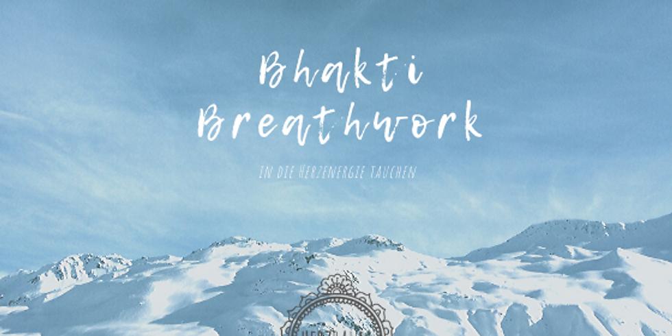 Bhakti Breathwork | @Herzraum Luzern