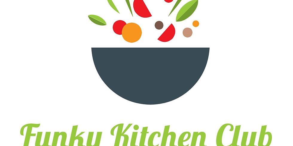 Funky Kitchen Club // Februar