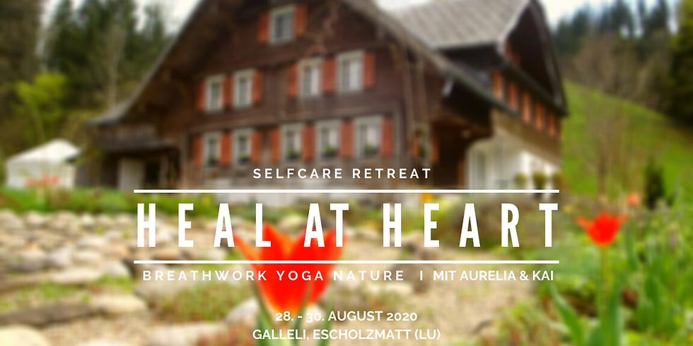 Heal at Heart - Selfcare Retreat