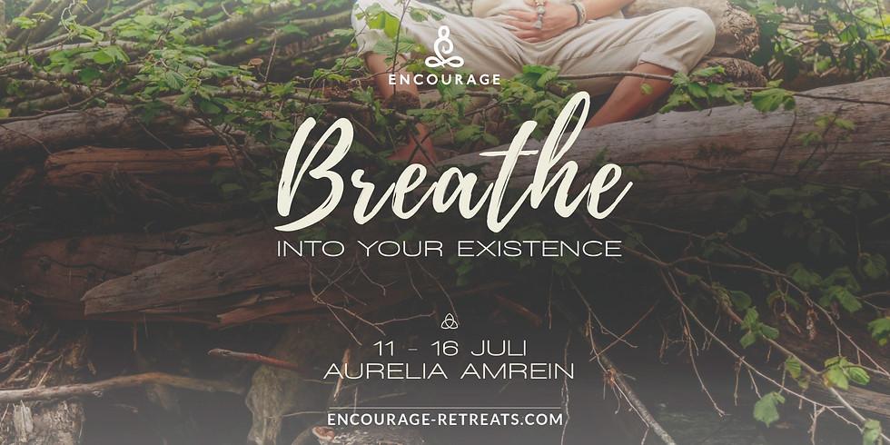 Encourage Breathwork Retreat I Existence