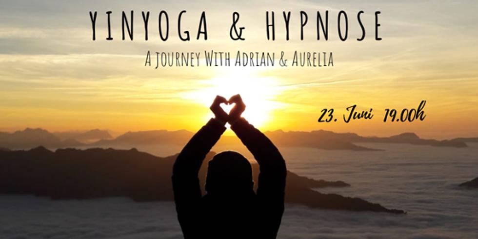 Yinyoga & Hypnose Journey