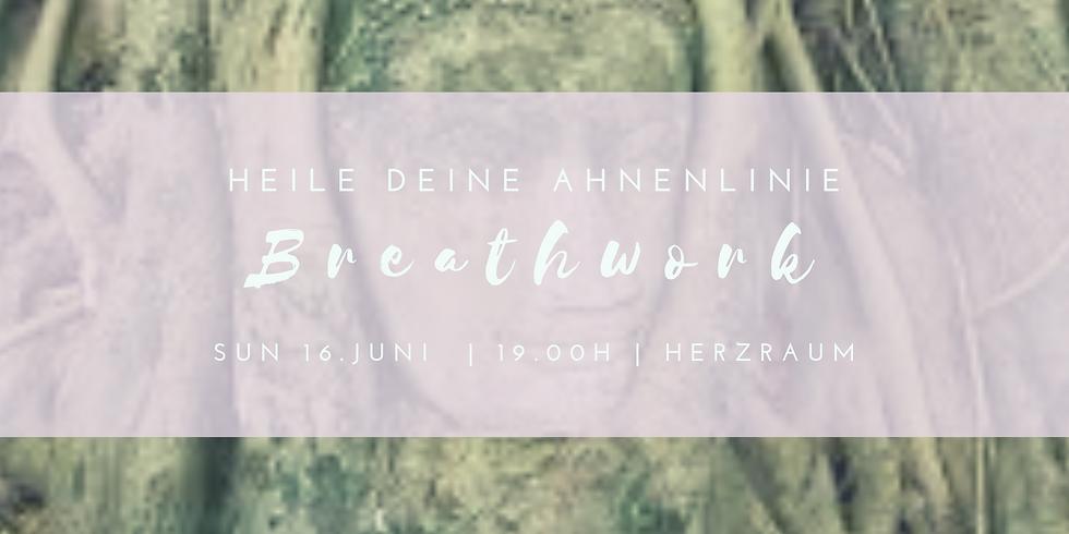 Breathwork - heile deine Ahnenlinie