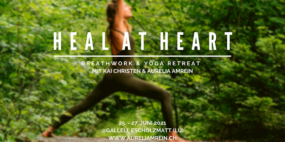 Heal at Heart Retreat