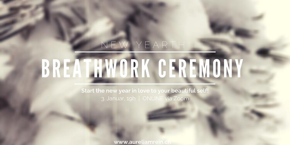 Breathwork Ceremony Online