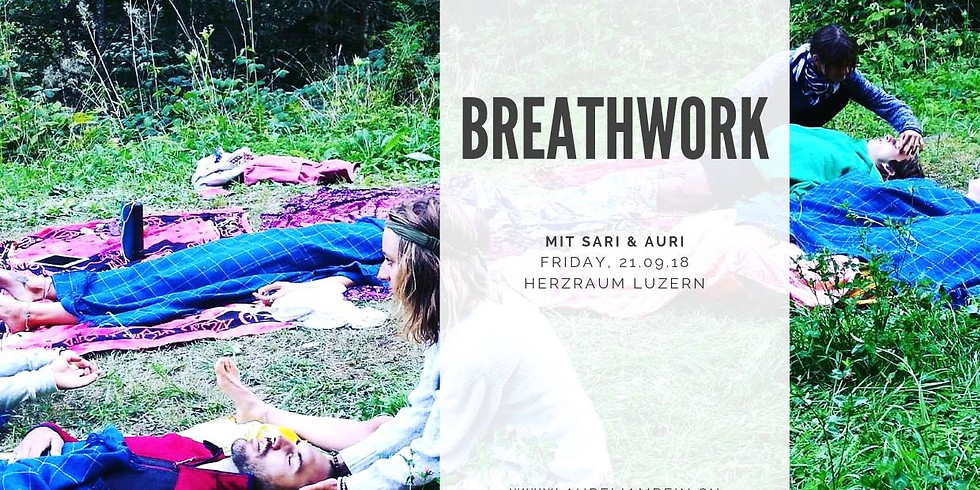 Breathwork mit Sari & Auri
