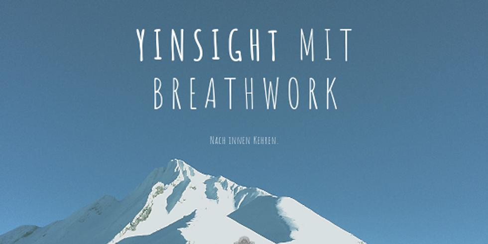 Yinsight mit Breathwork