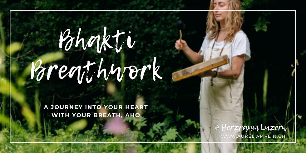 Sensual Bhakti Breathwork | @Herzraum Luzern
