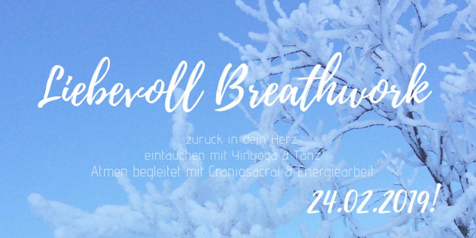 Liebevoll Breathwork