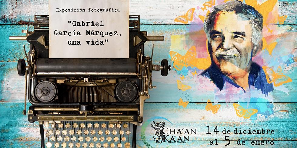 Inauguración Expo Gabriel García Márquez