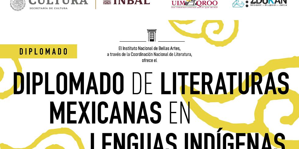 Diplomado de Literaturas Mexicanas en Lenguas Indígenas