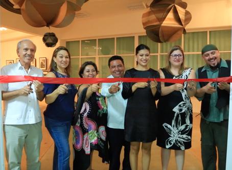 """Exposición fotográfica """"Gabriel García Márquez, una vida"""" inicia su travesía por Quintana Roo."""