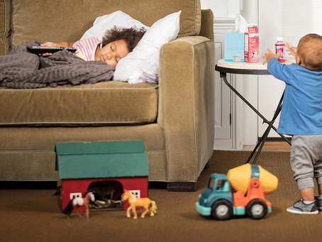 Keep Kids Safe From Medicines Around the House This Cold and Flu Season