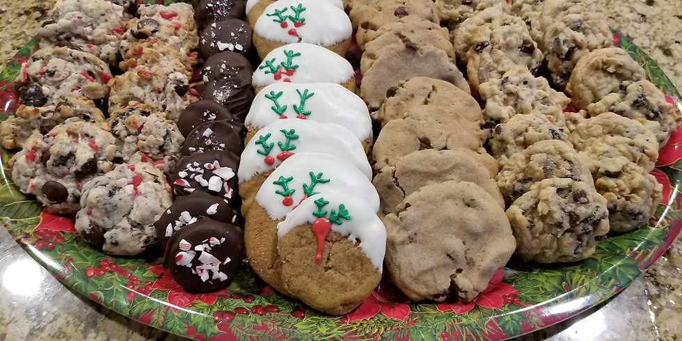 Cookies For Fire and Police Department 4th Event