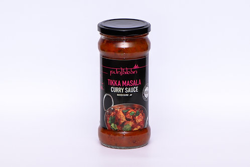 Punjaban Tikka Masala Curry Sauce 350g