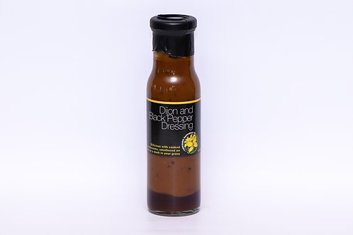 Yorkshire Rapeseed Dijon & Black Pepper Dressing