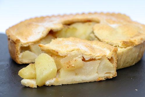 Large Apple Pie