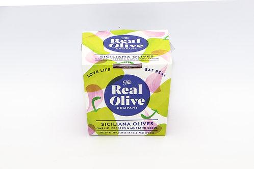 Real Olive Siciliana Olives