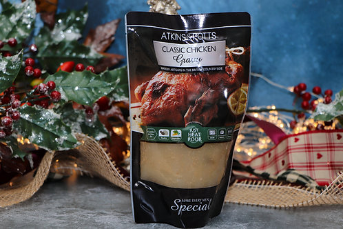 Atkins & Potts Chicken Gravy