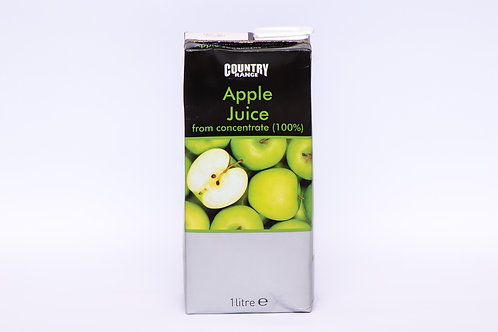 Country Range Apple Juice 1 litre