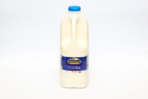 Milk ( Whole Milk) 2 Litres