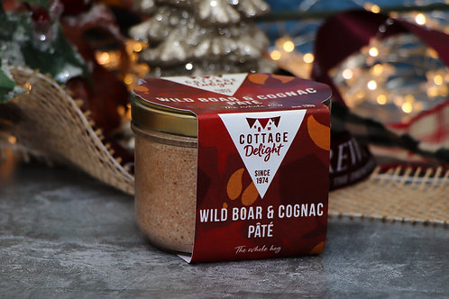 Cottage Delight Wild Boar & Cognac Pate