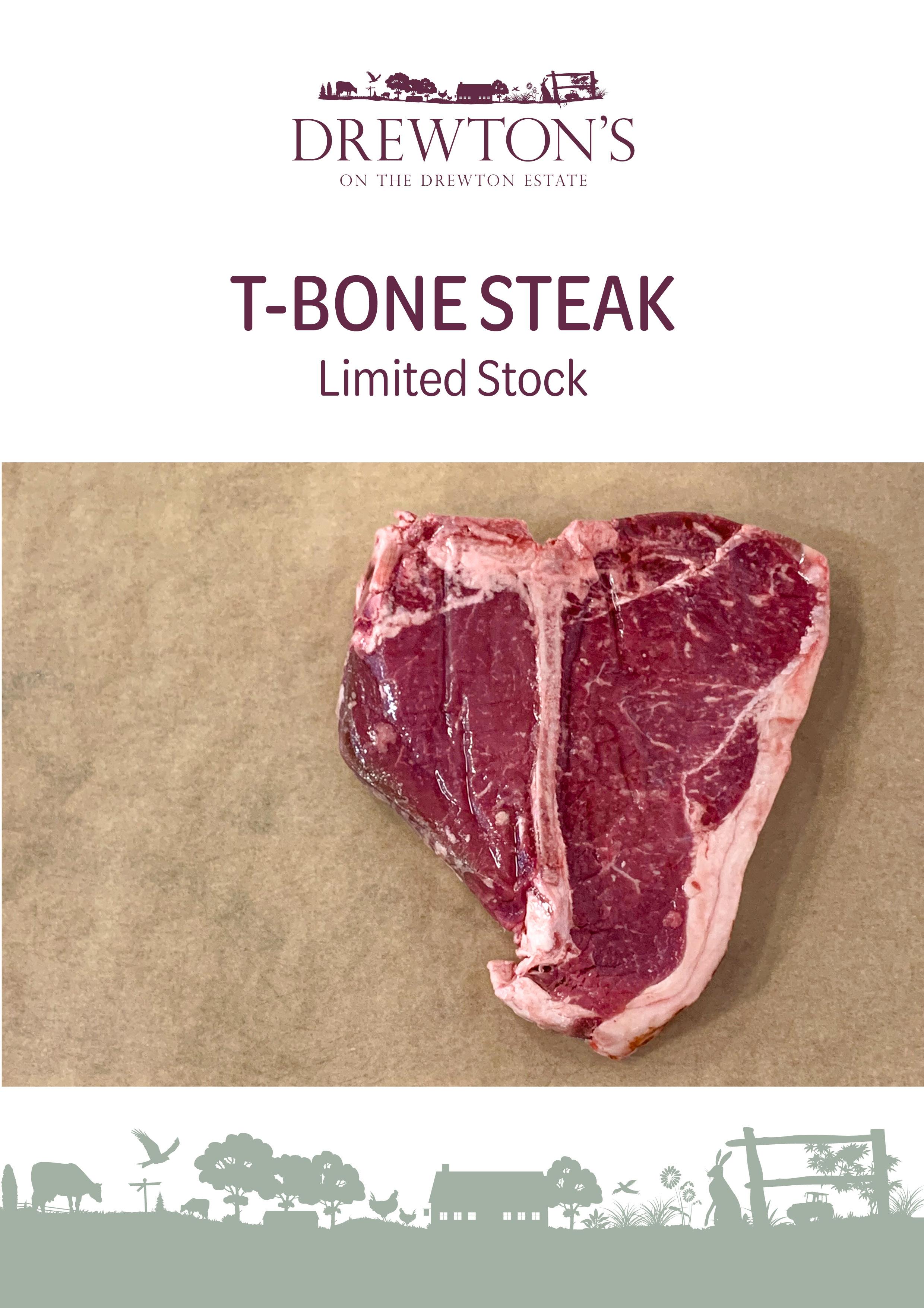 t bone steak deal