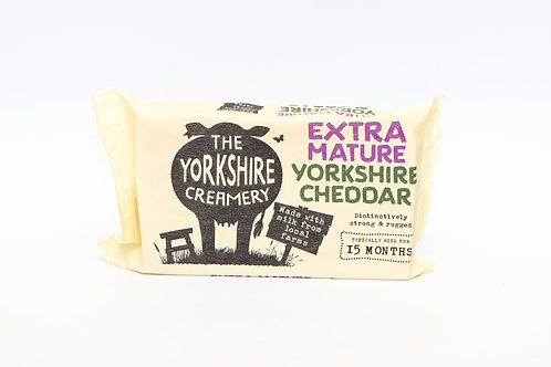 Yorkshire Cheddar Extra Mature 320g